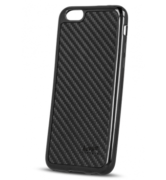 "Dėklas Beeyo ""Carbon"" Apple iPhone 6 / 6S juodas"