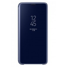 Dėklas originalus Clear View Standing Cover  Samsung S9 mėlynas