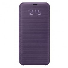 Dėklas originalus LED View Cover Samsung G960 Galaxy S9 violetinis