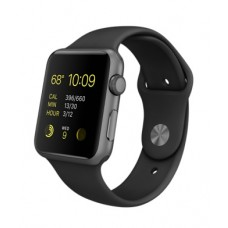 Apple Watch Stainless Steel case Sport Band 42mm
